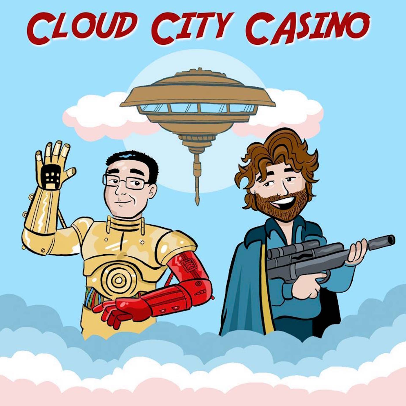 Cloud City Casino - YOUR Star Wars Gaming podcast